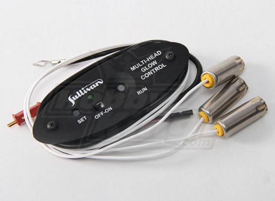 Sullivan Multi Cilindro bordo del resplandor del conductor (3 cilindros)