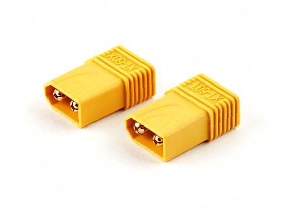 XT60 macho a TRX compatible Adaptador de enchufe (2pcs)