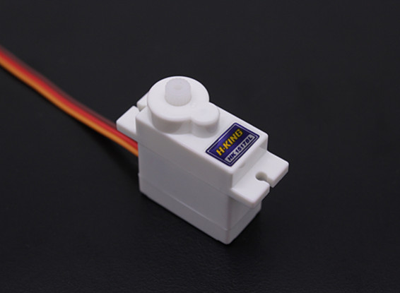 HobbyKing ™ HK15178L lenta velocidad del servo digital de 0,8 kg / 1.621sec / 6.8g