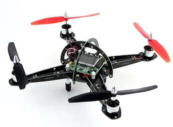 Turnigy Micro Quad V3 P & P ARF Incluye Junta de Control de Vuelo LCD KK2.1