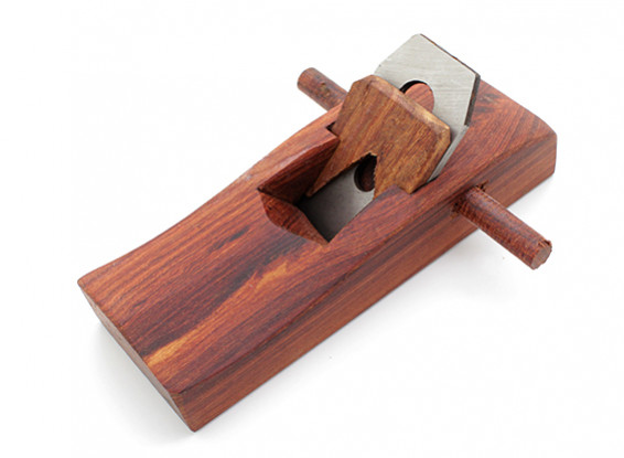 Mini 120mm Smoothing avión de madera