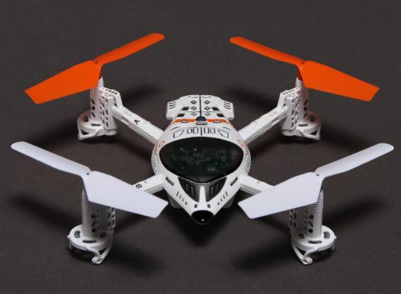 Walkera QR P100S Wi-Fi FPV Micro Quadcopter IOS compatible (Modo 2) (RTF)
