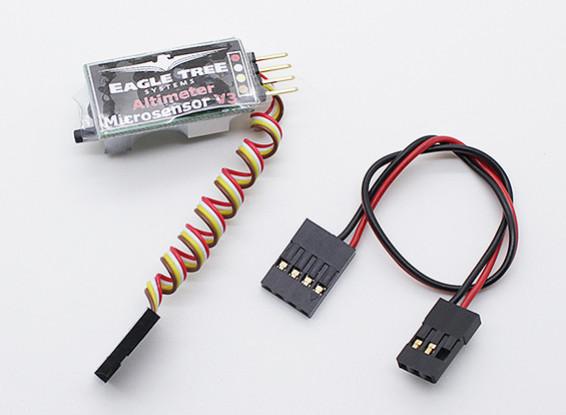 Altitud de MicroSensor (autónomo o e-logger) V3