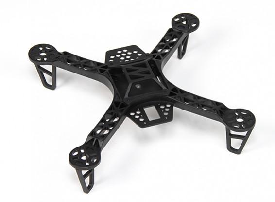 HobbyKing FPV250 Drone Un Mini FPV Sized aviones no tripulados (kit)