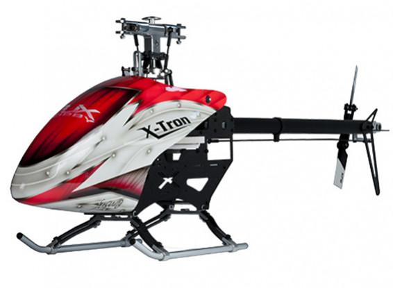 Juego de helicóptero RJX X-TRON 500 eléctrico Flybarless 3D