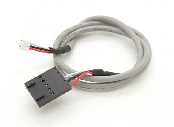 Cámara Fatshark A / V Cable (360mm)