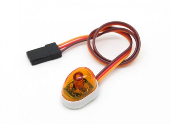 Recuperación de un solo vehículo de luz LED (ámbar)