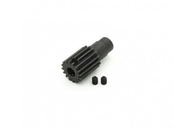 RJX X-TRON 500 Motor del engranaje de piñón 16T (Para 1400KV Motors) # X500-EP16T