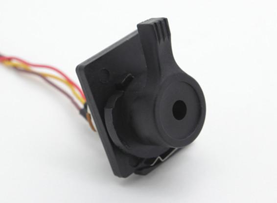 FrSky reemplazo lateral deslizante con trinquete para el transmisor Taranis