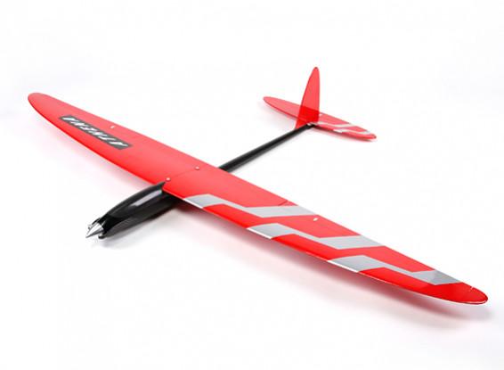 Athena eléctrico Warmliner planeador Balsa Compuesto 1480mm (PNF)