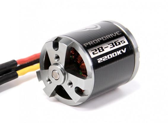 NTM Prop Drive 28-36 2200KV / 696W (Eje Corto Version)