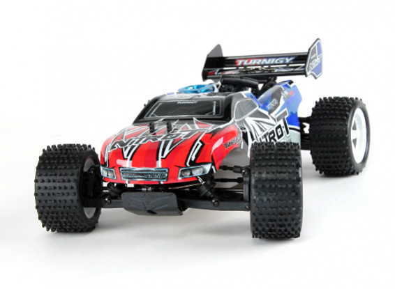 Turnigy 1/16 4WD Nitro-T Truggy w / .07 Engine (RTR)