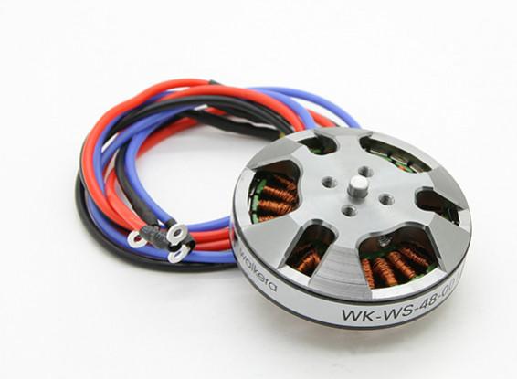 Walkera QR X800 FPV GPS QuadCopter - motor sin escobillas (WK-WS-48-001)