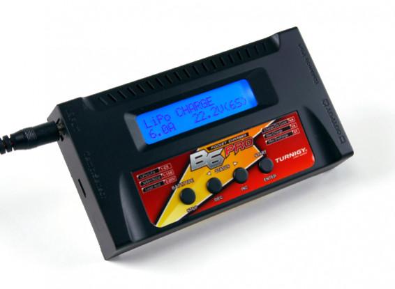 Turnigy B6 PRO 50W cargador del balance 6A (Negro)
