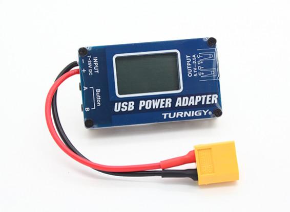 Adaptador de corriente USB Turnigy