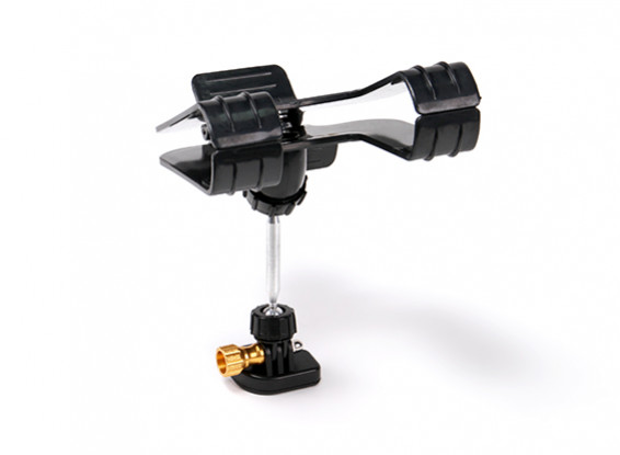 Transmisor de la tableta soporte de montaje (Negro)