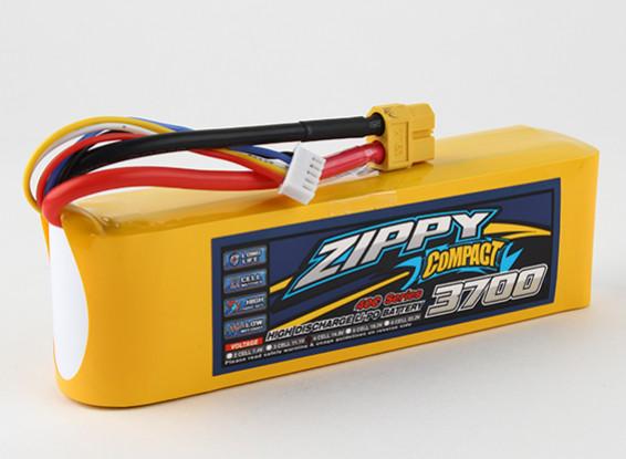 ZIPPY Compacto 3700mAh paquete 4s 40c Lipo