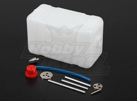 650cc del depósito de combustible (50 cc ~ Motor 60cc)