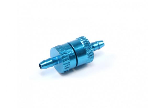 D8.5 aluminio conector de aire en línea × 1,3 (2 piezas)
