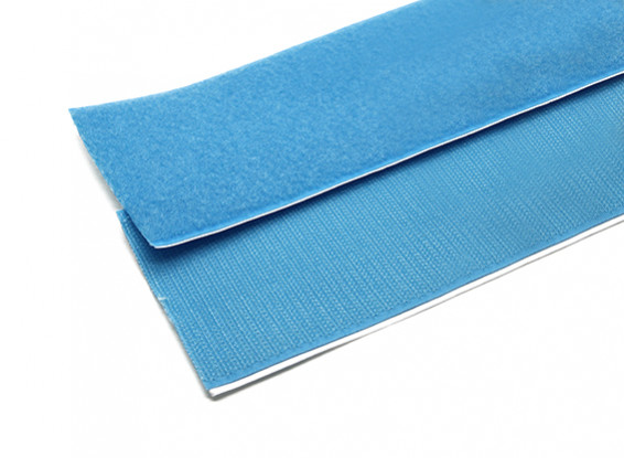 Polyester Hook and Loop Peel-n-Stick Self-Adhesive (1mtr)