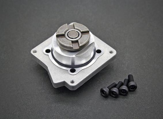 Motor de la contraportada Juego completo - Basher SaberTooth 1/8 Escala Truggy Nitro