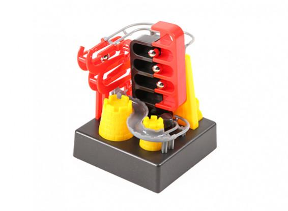 Kit MaBoRun Mini mecedora castillo de juguete Ciencias de la Educación