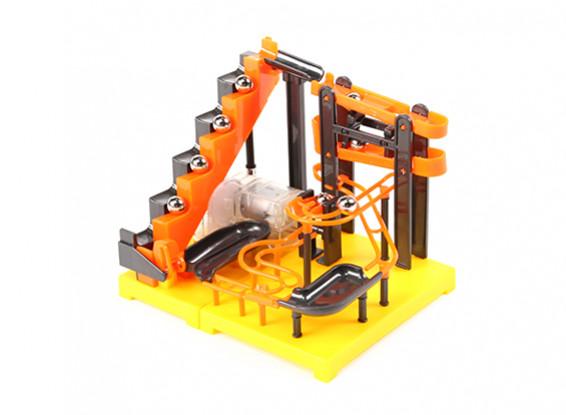 Kit MaBoRun que tuerce la escalera del juguete Ciencias de la Educación