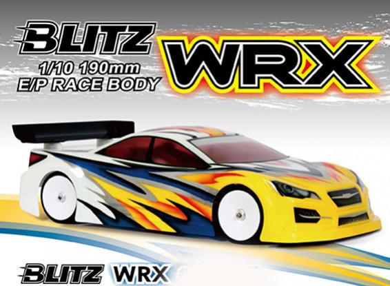 Cuerpo BLITZ WRX Raza (190 mm) (0,8 mm) EFRA 4028