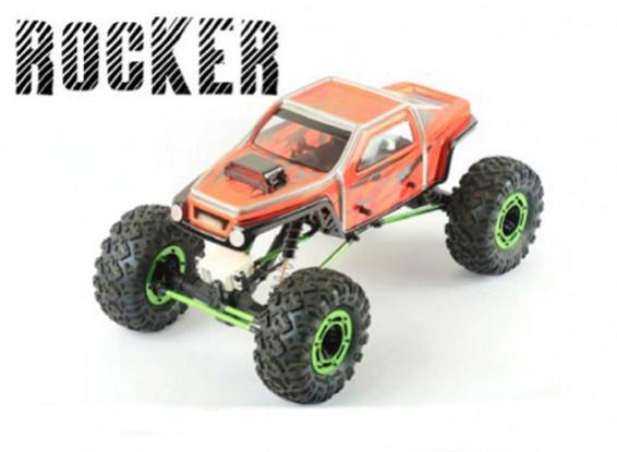 BLITZ CURSOR 1/10 Rock Crawler Camión EP carrocería (1,0 mm)