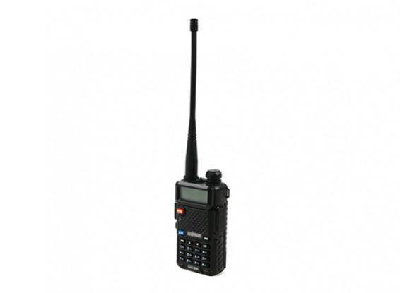 Baofeng UV-5R de doble banda UHF / VHF Radio de configuración del sistema