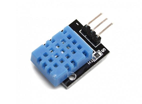 Keyes humedad de la temperatura del sensor DHT11 para Arduino