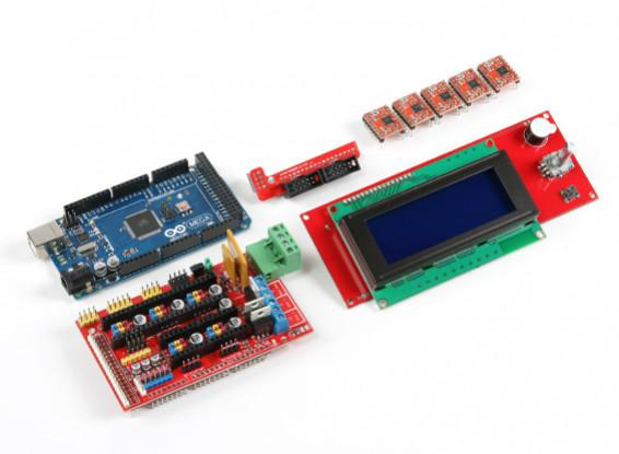 Impresora 3D Placa de control Conjunto de Conjunto