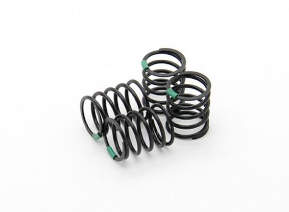 TrackStar suspensión de muelles Negro 21 x 14 4,0 kg (4) S129555