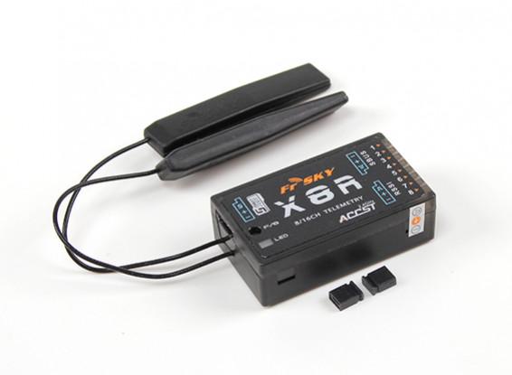 FrSky X8R 8 / 16Ch S.Bus ACCST receptor de telemetría W / Smart puerto (2015 versión de la UE)