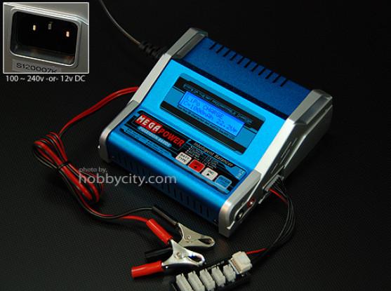 Mega Poder Poseidon-860DS 1 ~ 6S Lipo cargador