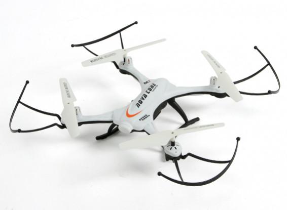 Nova Core 2.4Ghz RTF M7 Drone Quad (30 FPS con cámara de 2MP, además de la tarjeta SD de 2 GB) Modo 2