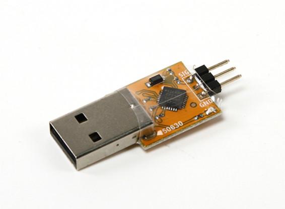 KINGKONG BLHeli ESC adaptador de comunicaciones de PC (USB / Com)