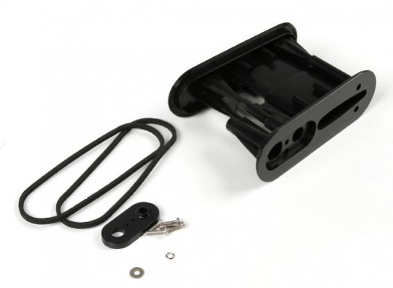 HydroPro Affinity RG65 yate que compite con - Fin Box y montaje de mástil