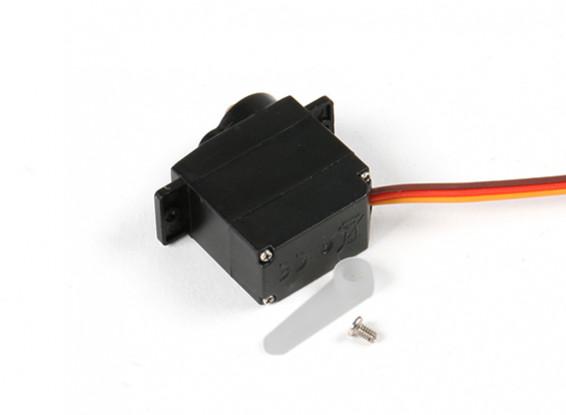 HydroPro Affinity RG65 yate que compite con - Rudder Servo MG 3,1 kg / 0.13sec / 9g