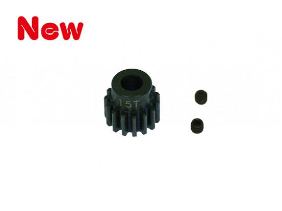 Gaui 425 y 550 de acero engranaje de piñón Pack (15T de 5,0 mm del eje)