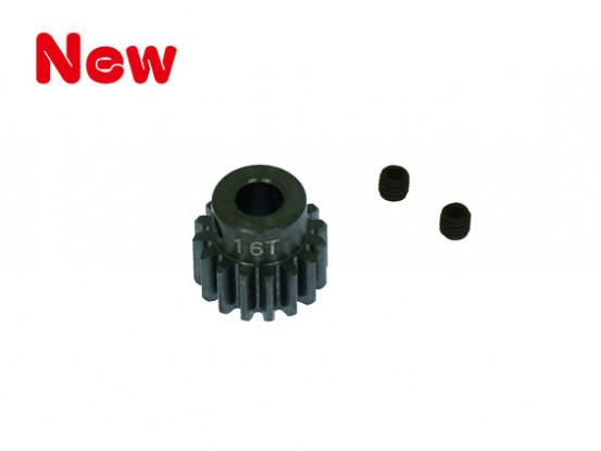 Gaui 425 y 550 de acero engranaje de piñón Pack (16T de 5,0 mm del eje)