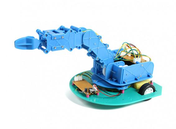 Kit EK6600 brazo del robot móvil de coches con control remoto