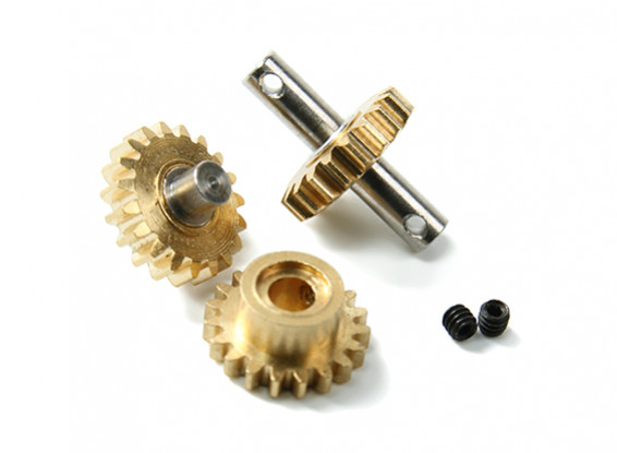 Upgrade/Spare Part Alu. Gearbox Gear - OH35P01 1/35 Rock Crawler Series