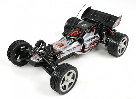 Juguetes del WL 1/12 l959 2WD alta velocidad Racing Buggy w / sistema de radio de 2,4 GHz (RTR)
