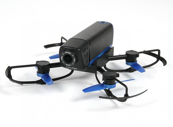 Cigarra cámara aviones no tripulados