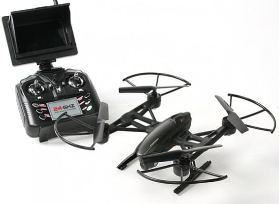 Pioneer UFO 509V FPV Quadcopter
