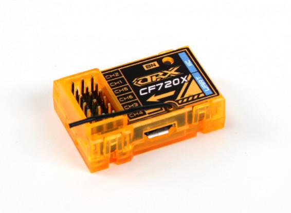 OrangeRX regulador de vuelo de 32 bits micro CF720X con construido en el DSM RX compatible (FC y RX)