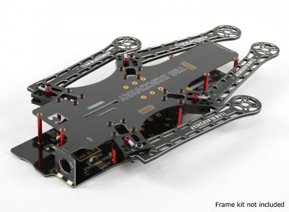 TBS Descubrimiento Upgrade - Aleación plegable armas (Altura Standard Version)