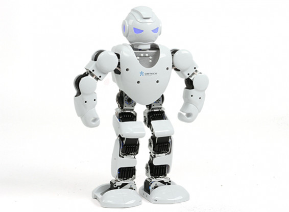 UBTECH ALPHA 1S Robot Inteligente (enchufe de EE.UU.)
