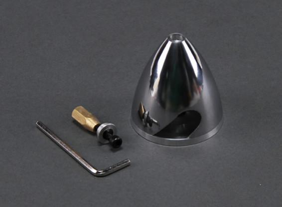 Aluminio de 2 láminas Spinner 51mm / diámetro 2.0inch